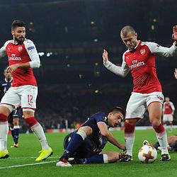 Arsenal v Red Star Belgrade | Europa League | 2 November 2017