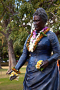 Queen Kapiolani, Kapiolani Park, Waikiki, Honolulu, Oahu, Hawaii