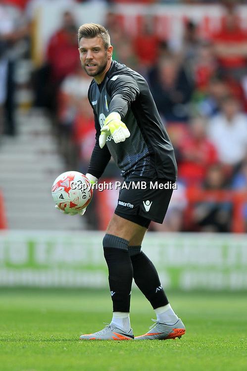 Mark Bunn, Aston Villa goalkeeper