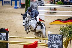 Vrieling Jur, NED, KM Chalcedon<br /> Grand Prix <br /> Braunschweig - Löwenclassics 2019<br /> © Hippo Foto - Stefan Lafrentz