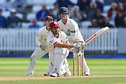 James Hildreth of Somerset batting during the Specsavers County Champ Div 1 match between Somerset County Cricket Club and Lancashire County Cricket Club at the Cooper Associates County Ground, Taunton, United Kingdom on 5 September 2018.
