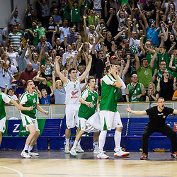 20170519: SLO, Basketball - Liga Nova KBM 2016/17, Finale, KK Union Olimpija vs KK Rogaska