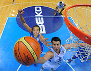 DESCRIZIONE : Siauliai Lithuania Lituania Eurobasket Men 2011 Preliminary Round Israele Francia<br /> GIOCATORE : Guy Pnini <br /> CATEGORIA : tiro<br /> SQUADRA : Israele Francia<br /> EVENTO : Eurobasket Men 2011<br /> GARA : Israele Francia<br /> DATA : 01/09/2011 <br /> SPORT : Pallacanestro <br /> AUTORE : Agenzia Ciamillo-Castoria/T.Wiedensohler<br /> Galleria : Eurobasket Men 2011 <br /> Fotonotizia : Siauliai Lithuania Lituania Eurobasket Men 2011 Preliminary Round israele Francia<br /> Predefinita :