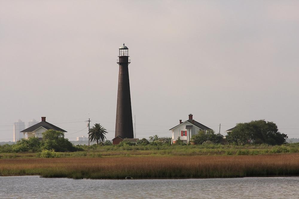 Bolivar Point Lighthouse, TX (ii)