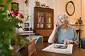 Elderly assistive care, London