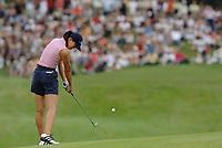 Golf<br /> Foto: Dppi/Digitalsport<br /> NORWAY ONLY<br /> <br /> GOLF - EVIAN MASTERS 2005 - EVIAN MASTERS GOLF CLUB - 18-23/07/2005 <br /> <br /> MICHELLE WIE (USA)