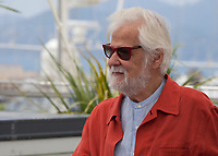 Jan Harlan at the Rendezvous With: Director Christopher Nolan photo call at the 71st Cannes Film Festival, Saturday 12th May 2018, Cannes, France. Photo credit: Doreen Kennedy