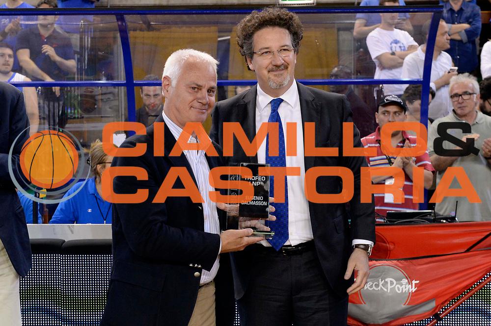 Centrale del Latte Amica Natura Brescia vs Eternedile Bologna, playoff finale gara 2, LNP A2 Playoff, eugenio dalmasson