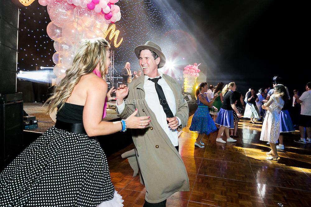 1950s Gala Night. Mitre 10 Expo 2014. Photo By Pat Brunet/Event Photos Australia