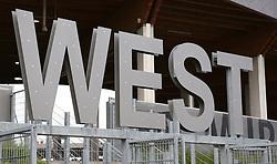 25.05.2016, NV Arena, St. Poelten, AUT, 2. FBL, SKN St. Poelten vs FAC Wien, 36. Runde, im Bild Feature NV Arena // during Austrian Football Second Bundesliga Match, 36th round, between SKN St. Poelten vs FAC Wien at the NV Arena, St. Poelten, Austria on 2016/05/25. EXPA Pictures © 2016, PhotoCredit: EXPA/ Alexander Forst