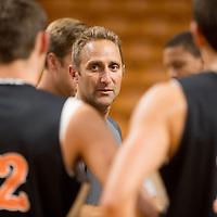 Men Basketball 1st Practice
