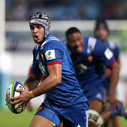 Clement Laporte of France U20  during the U20 World Championship match between France and Ireland on May 30, 2018 in Perpignan, France. (Photo by Manuel Blondeau/Icon Sport)