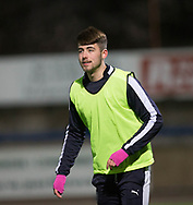 Dundee's Kyle Gourlay - Dundee v Hearts in the SPFL Development League at Links Park in  Montrose : Image &copy; David Young<br /> <br />  - &copy; David Young - www.davidyoungphoto.co.uk - email: davidyoungphoto@gmail.com