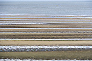 Sylt, Germany. List. Wattenmeer at low tide.