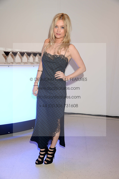 LAURA WHITMORE at the Macmillan De'Longhi Art Auction 2013 held at the Royal College of Art, London on 23rd September 2013.