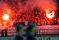 Fotball<br /> VM-kvalifisering<br /> 03.09.2005<br /> Polen v Østerrike<br /> Foto: Wrofoto/Digitalsport<br /> NORWAY ONLY<br /> <br /> Polish fans