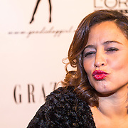 NLD/Amsterdam/20130923 - Grazia Red Carpet Awards 2013, Esmee de la Bretonniere