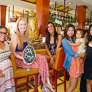 Kim's Baby Shower at La Valencia Hotel 2015