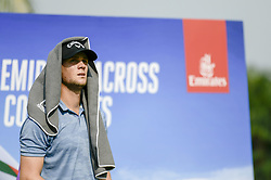 March 22, 2019 - Kuala Lumpur, Malaysia - Thomas Pieters of Belgium pictured on the 16th hole on Day Two of the Maybank Championship at at Saujana Golf and Country Club on March 22, 2019 in Kuala Lumpur, Malaysia. (Credit Image: © Chris Jung/NurPhoto via ZUMA Press)