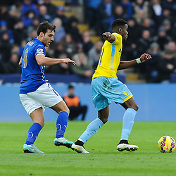 Leicester City v Crystal Palace   Premier League   7 February 2015