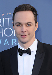 Jim Parsons  bei der Verleihung der 22. Critics' Choice Awards in Los Angeles / 111216