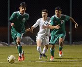 Albuquerque High vs Valley Boys Soccer 10/10/17