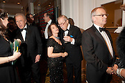 SIR DAVID FROST; LADY WHICKER; SIR ALAN WHICKER; LORD JEFFREY ARCHER, 80th anniversary gala dinner for the FoylesÕ Literary Lunch. Ballroom. Grosvenor House Hotel. Park Lane. London. 21 October 2010. -DO NOT ARCHIVE-© Copyright Photograph by Dafydd Jones. 248 Clapham Rd. London SW9 0PZ. Tel 0207 820 0771. www.dafjones.com.<br /> SIR DAVID FROST; LADY WHICKER; SIR ALAN WHICKER; LORD JEFFREY ARCHER, 80th anniversary gala dinner for the Foyles' Literary Lunch. Ballroom. Grosvenor House Hotel. Park Lane. London. 21 October 2010. -DO NOT ARCHIVE-© Copyright Photograph by Dafydd Jones. 248 Clapham Rd. London SW9 0PZ. Tel 0207 820 0771. www.dafjones.com.
