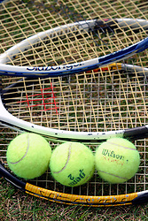 Tennis racquets & balls UK