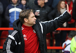 Fulham caretaker manager Peter Grant - Mandatory byline: Jack Phillips / JMP - 07966386802 - 5/12/2015 - FOOTBALL - The City Ground - Nottingham, Nottinghamshire - Nottingham Forest v Fulham - Sky Bet Championship