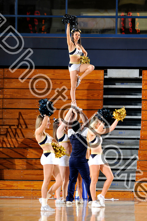 2014 November 30 - FIU Cheerleaders performing at the US Century Bank, Miami, Florida. (Photo by: Alex J. Hernandez / photobokeh.com) This image is copyright by PhotoBokeh.com and may not be reproduced or retransmitted without express written consent of PhotoBokeh.com. ©2015 PhotoBokeh.com - All Rights Reserved