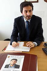 20120506 ARRESTO QUESTURA OMICIDIO TUNISINO SULLE MURA