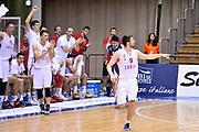 DESCRIZIONE : Trieste Torneo internazionale Bosnia ed Erzegovina Serbia Bosnia and Herzegovina Serbia<br /> GIOCATORE : Stefan Markovic<br /> CATEGORIA : Composizione Esultanza<br /> SQUADRA : Serbia Serbia<br /> EVENTO : Torneo Internazionale Trieste<br /> GARA : Bosnia ed Erzegovina Serbia Bosnia and Herzegovina Serbia<br /> DATA : 03/08/2014<br /> SPORT : Pallacanestro<br /> AUTORE : Agenzia Ciamillo-Castoria/Max.Ceretti<br /> Galleria : FIP Nazionali 2014<br /> Fotonotizia : Trieste Torneo internazionale Bosnia ed Erzegovina Serbia Bosnia and Herzegovina Serbia