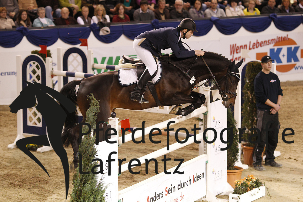 GRIPSHÖVER Lutz, Amaretto<br /> Münster K+K Cup - 2012<br /> (c) www.sportfotos-Lafrentz. de/Stefan Lafrentz