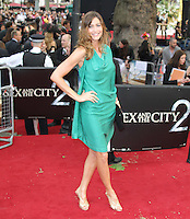 Lisa Snowdon London, UK, 27 May 2010: European Premiere of Sex And The City 2, Leicester Square gardens. For piQtured Sales contact: Ian@piqtured.com Tel: +44(0)791 626 2580 (Picture by Richard Goldschmidt/Piqtured)