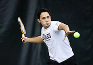 OC Men's Tennis vs Cowley College - 2/26/2010