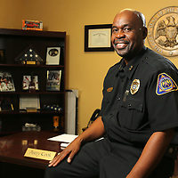 West Point Police Chief Avery Cook