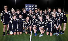Auckland-Hockey, Four Nations final, New Zealand v Australia