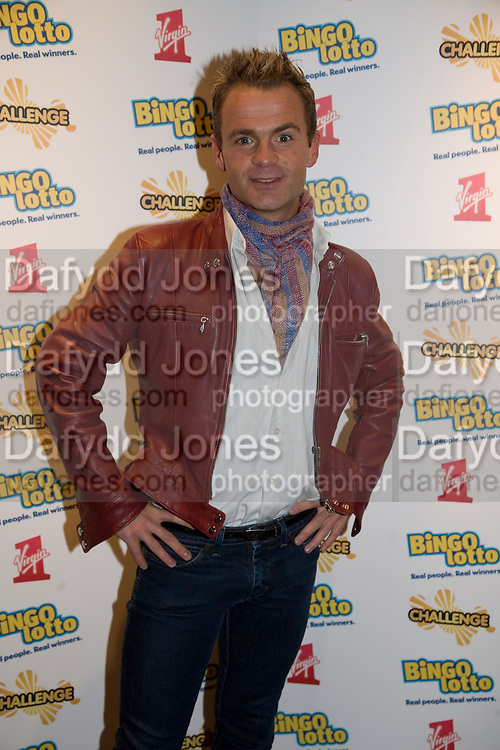 JULIAN BENNET, Bingo Lotto launch party. Soho Hotel Richmond Mews. London. 29 February 2008.  *** Local Caption *** -DO NOT ARCHIVE-© Copyright Photograph by Dafydd Jones. 248 Clapham Rd. London SW9 0PZ. Tel 0207 820 0771. www.dafjones.com.
