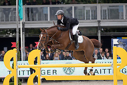Greve Willem, NED, Garant<br /> FEI World Breeding Jumping Championships for Young horses - Lanaken 2016<br /> © Hippo Foto - Dirk Caremans<br /> 18/09/16
