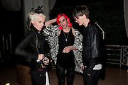DAPHNE GUINNESS; GARETH PUGH, Visionaire party. Delano  Hotel.  Miami Art Basel 2011. 2December 2011.