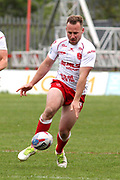 Hull Kingston Rovers full back Adam Quinlan (1) during the Betfred Super League match between Hull Kingston Rovers and Leeds Rhinos at the Lightstream Stadium, Hull, United Kingdom on 29 April 2018. Picture by Mick Atkins.