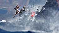 SPAIN, Barcelona, AUDI MedCup, 25th July 2010,  Camper Regatta - Conde de Godo Trophy, TEAMORIGIN.