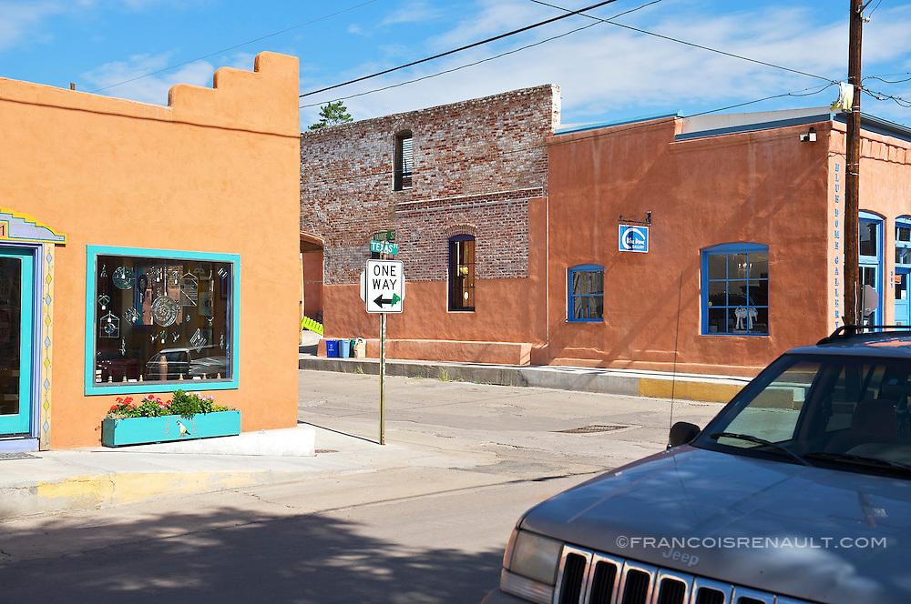 USA, Nouveau Mexique, Silver City.