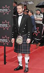 Edinburgh International Film Festival, Sunday 26th June 2016<br /> <br /> Stars turn up on the closing night gala red carpet for the World Premiere of &quot;Whisky Galore!&quot;  at the Edinburgh International Film Festival 2016<br /> <br /> Sean Biggerstaff who plays Sergeant Odd in the film.<br /> <br /> (c) Alex Todd | Edinburgh Elite media