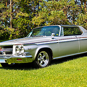 1964 Chrysler 300 Silver Edition