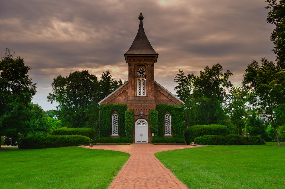 Lee Chapel is a National Historic Landmark in Lexington, Virginia, on the campus of Washington and Lee University.