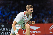 Viktor Axelsen - 3rd place in World Championship 2014