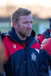 Bristol Rugby Academy coach Sean Marsden - Mandatory by-line: Paul Knight/JMP - 21/01/2017 - RUGBY - SGS Wise Campus - Bristol, England - Bristol Academy U18 v Saracens Academy U18 - Premiership Rugby Academy U18 League