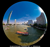 The Chao Phraya River ~ The River of Kings
