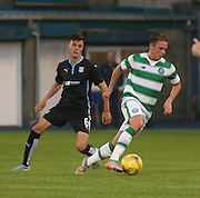 Scott Allan and Jesse Curran - Celtic v Dundee - Development League at Cappielow<br /> <br />  - &copy; David Young - www.davidyoungphoto.co.uk - email: davidyoungphoto@gmail.com